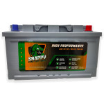 Snappy 110 Car Battery 85AH Advanced Calcium Technology 4 Year Warranty