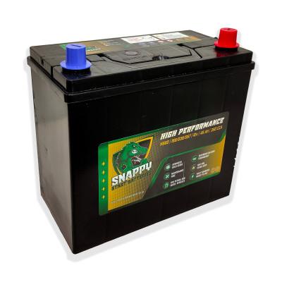 Snappy 057 Car Battery 45AH Advanced Calcium Technology 4 Year Warranty