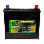 Snappy 156 Car Battery 45AH Advanced Calcium Technology 4 Year Warranty